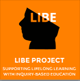 LIBE: Supporting Lifelong Learning with Inquiry-Based Education