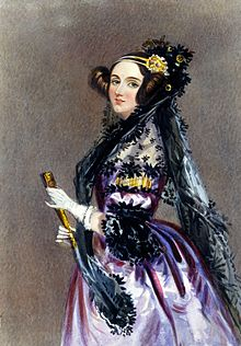 Ada Lovelace Day Wikipedia Edit-a-thon